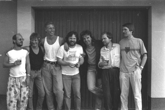 Bandfoto 1992