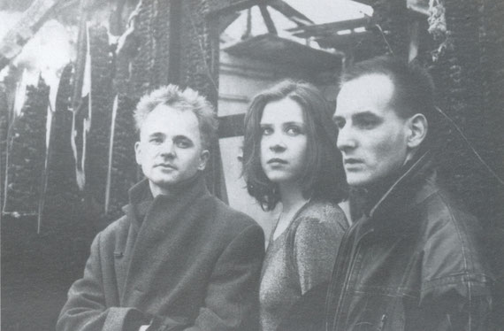 Isabelle Gernand (voc), Marc Werner (key, perc), Detlef Weinreich (dr, perc)