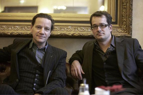 v.l.n.r.: Oliver Augst, Marcel Daemgen