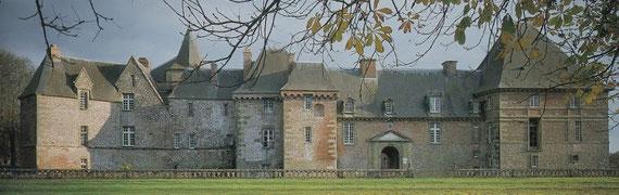Le Chateau de Carrouges