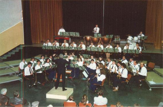 1992 - Stage avec Mr KOCH, Directeur du Conservatoire de Reims