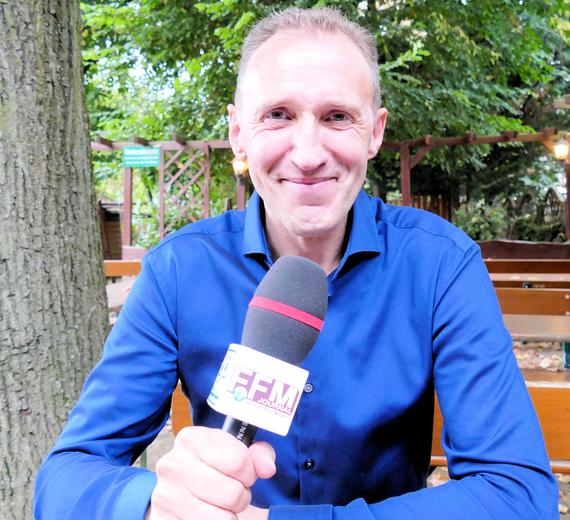 """Thomas Metzmacher - Gastwirt """"Zum Lahmen Esel"""" in Frankfurt Niederursel"""