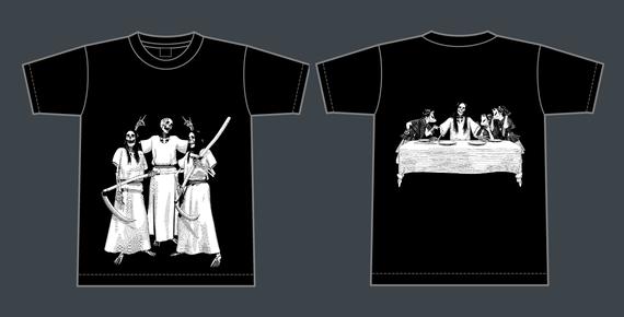babymetal Tシャツ 神バンド