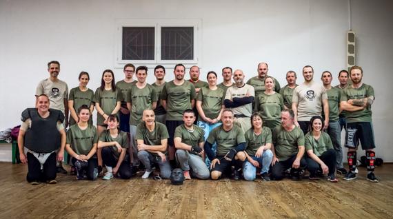 CLUB KRAV 40 Février 2020