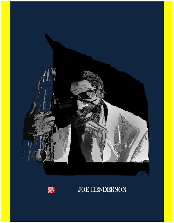 ジョー・ヘンダーソンⅢ 2019/03/23制作