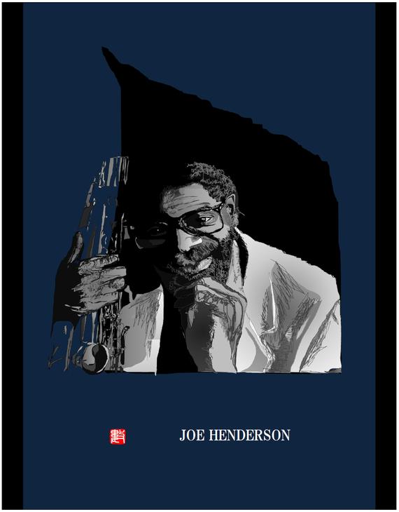 ジョー・ヘンダーソンⅠ 2019/03/23制作