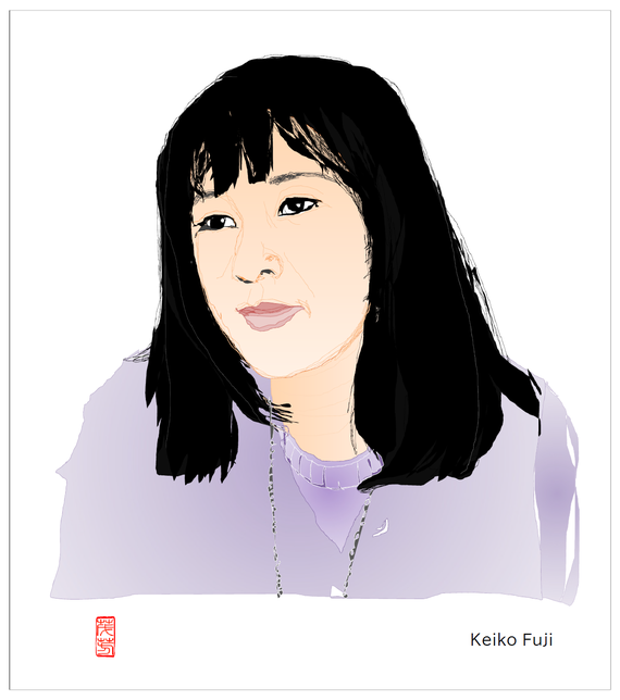 Keiko Fuji 2021/0904制作