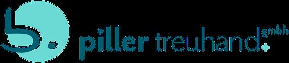Logo b. piller treuhand gmbh