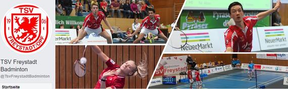 Facebook - TSV Freystadt Badminton