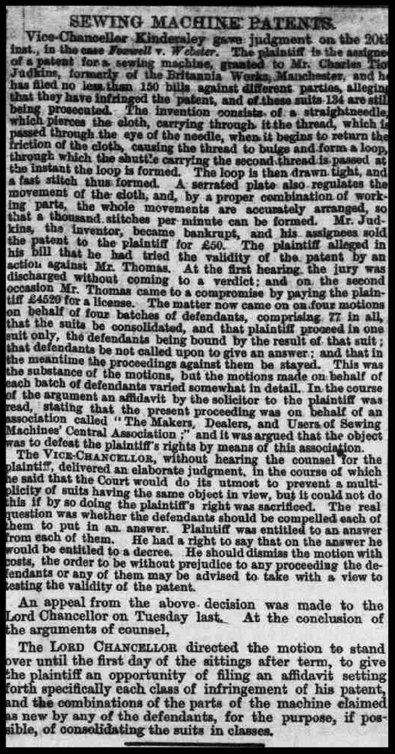 Leeds Intelligencer - Saturday 28 November 1863