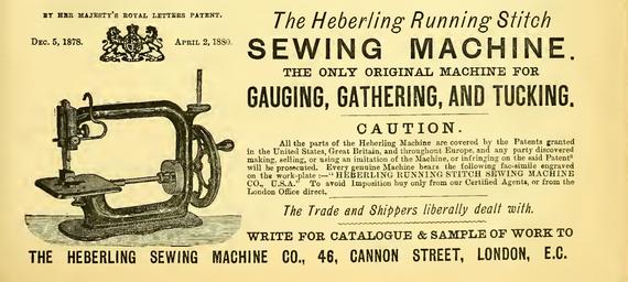 1881 Advertising