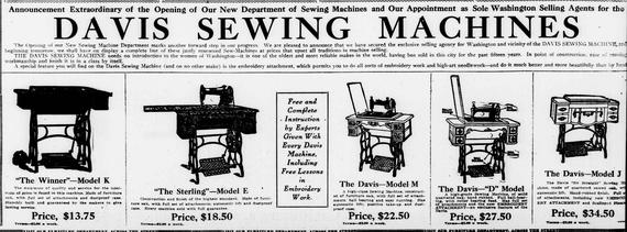 1915 Advertising