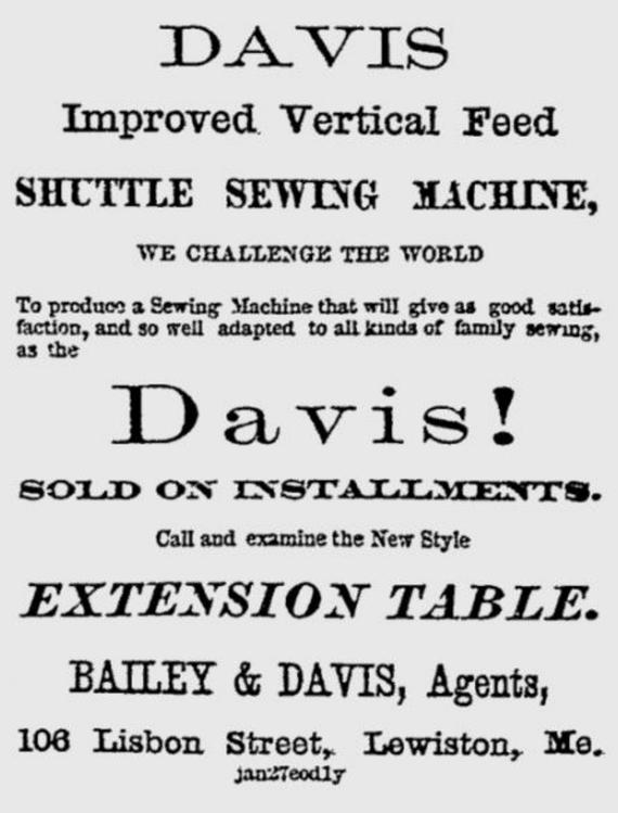 Lewiston Evening Journal - Jun 29, 1872