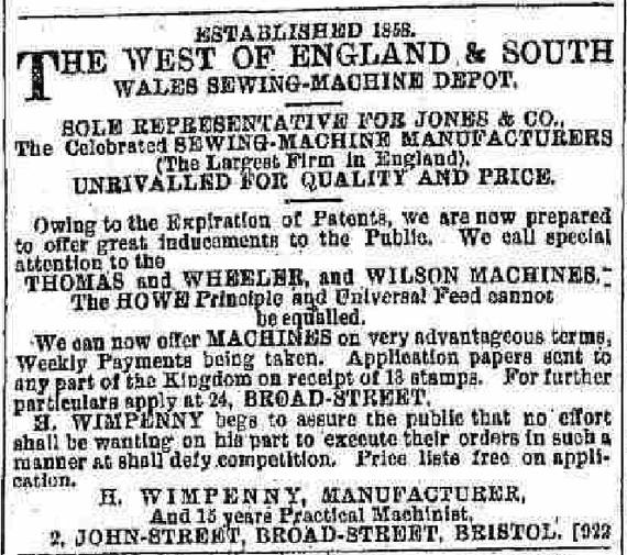 Bristol Mercury - Saturday 23 November 1867