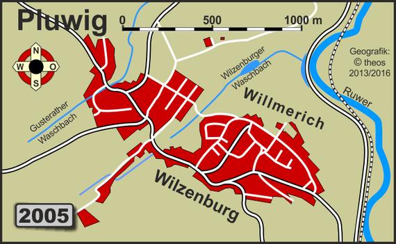 Geografik: (c) Theophil Schweicher