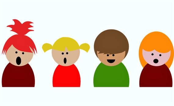 Vielleicht sind Ängste wie Kinder... (Foto: pixabay.com / Clker-Free-Vector-Images)