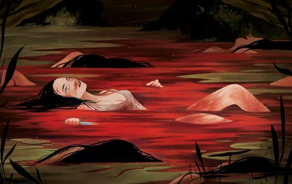 Il·lustració de Marina Vidal per a la col·lecció de làmines numerades de Mai Més