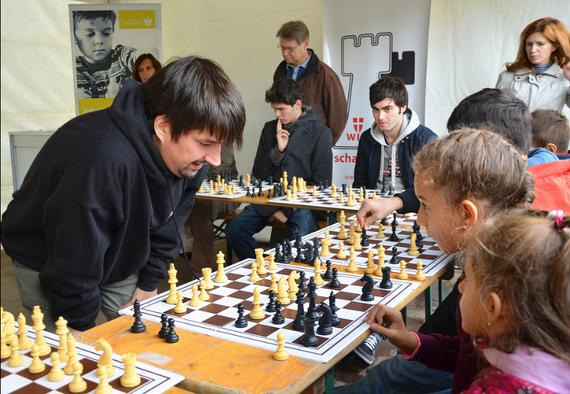 schachlernen - gregor kleiser - gruppenturnier
