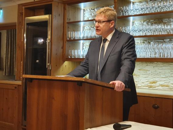 Rede von Herrn Bürgermeister Martin Lackner