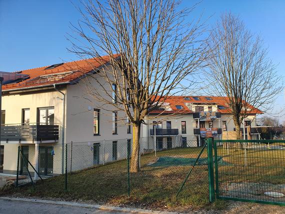 Haus Turnstraße 2 (vorne) und Haus Turnstraße 4 (hinten)