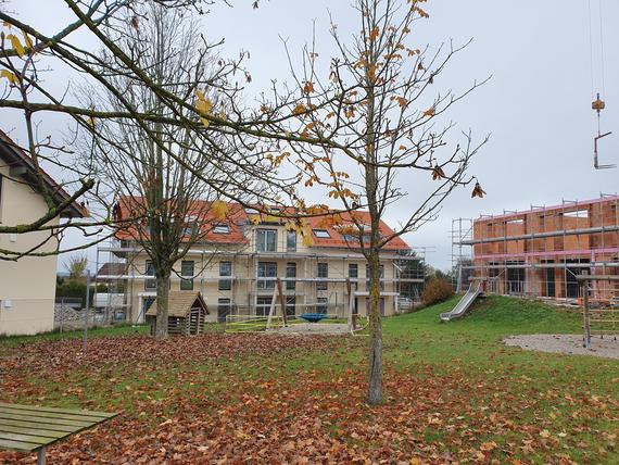 Blick auf Haus Turnstraße 4 von Südosten