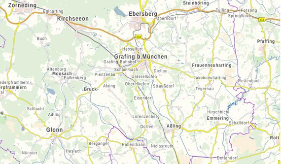 Mediation vor Ort in Aßling, Baiern, Bruck, Ebersberg, Emmering, Frauenneuharting, Glonn, Grafing bei München, Hohenthann, Kirchseeon, Moosach bei Grafing, Steinhöring und München.