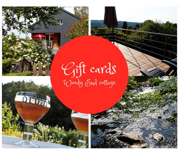 Gift cards - gift pleasure - Bons cadeaux - le plaisir d'offrir