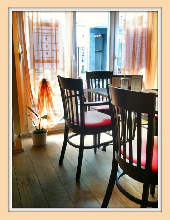 Bad Nauheim und seine Cafés