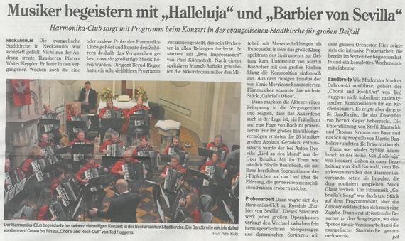 Neckarsulmer Stimme, 02. April 2015