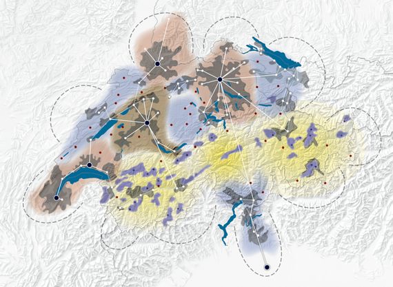 Développement territorial polycentrique