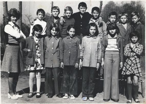 OŠ Pero Bosić Gajevi 1975. godine