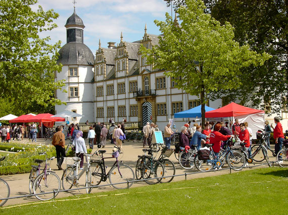 Paderborner Fahrradtag © Tourist-Information Paderborn