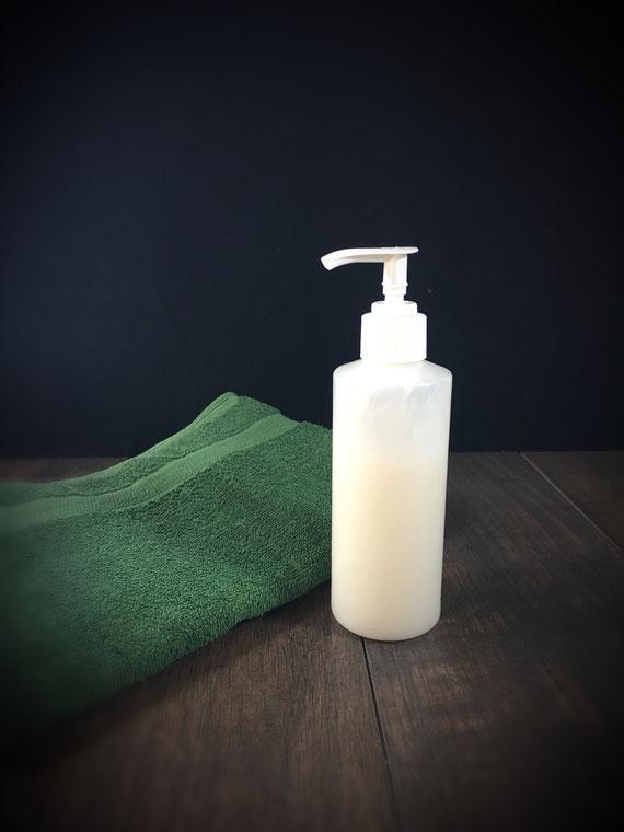Gesichts Waschlotion selbst gemacht im Thermomix vegan