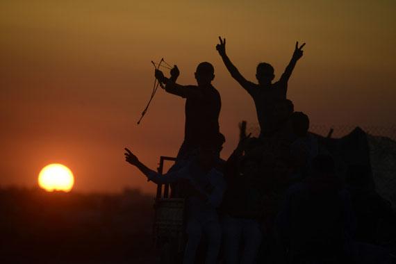 La résistance palestinienne à la Nakba actuelle et future persiste malgré tous les efforts d'Israël pour l'écraser. Mohammed Zaanoun ActiveStills