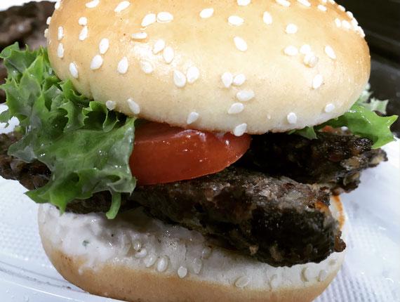 Pan Beef Burger Ratingen