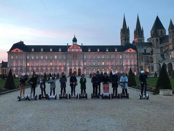 Balade insolite et touristique en normandie