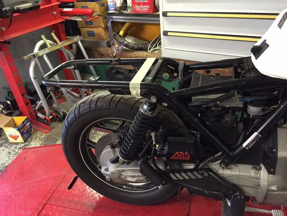 Ducati Scrambler Cafe Racer Dtc