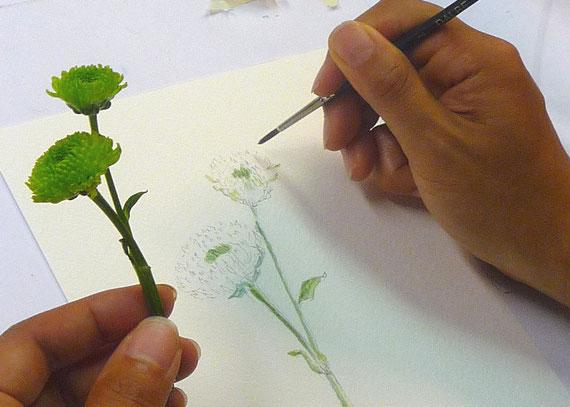 peinture à Grenoble