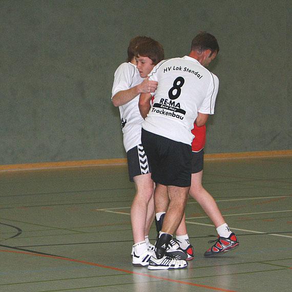 Dirk Steffens, Robert Stephan und Jörg Schulze