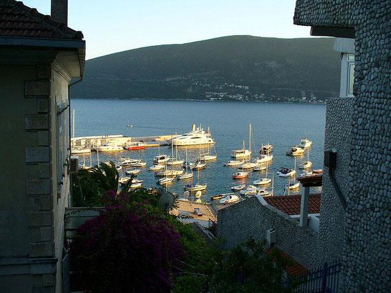 Bay of Herceg Novi