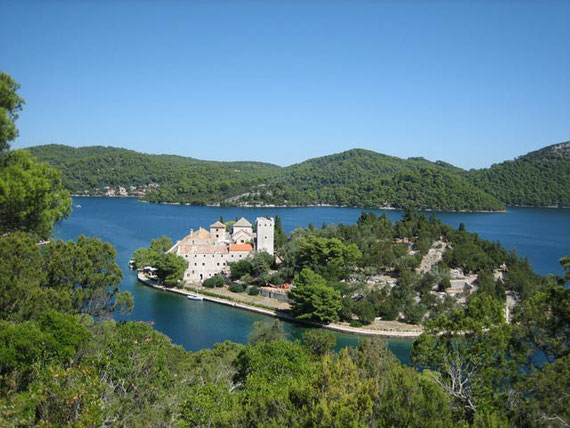 Mljet - The Benedectine Monastery