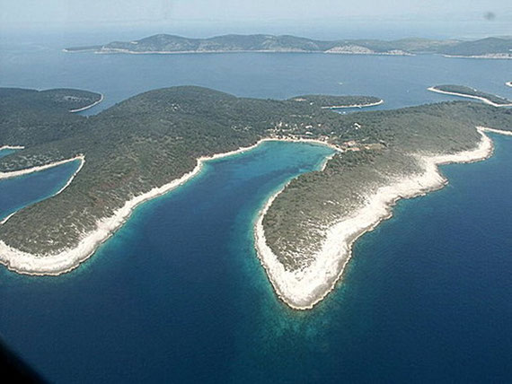 Hvar - The Archipelago of Kornati