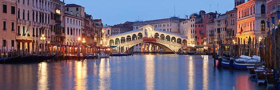 Unforgettable Italy - Ponte di Rialto/Venezia