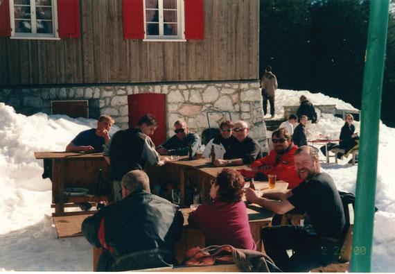 Skiweekend in der Mythenregion