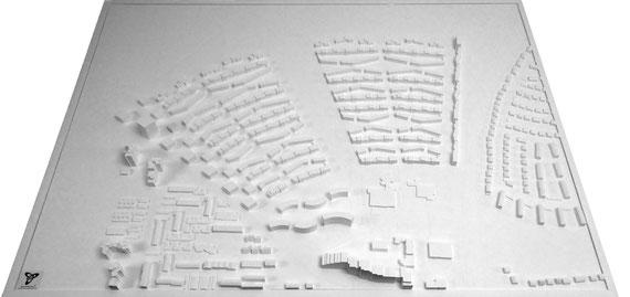 3D-Druck Stadtmodelle