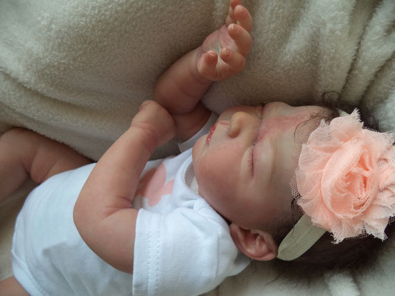reborn doll JUNIPER SABINE ALTENKIRCH
