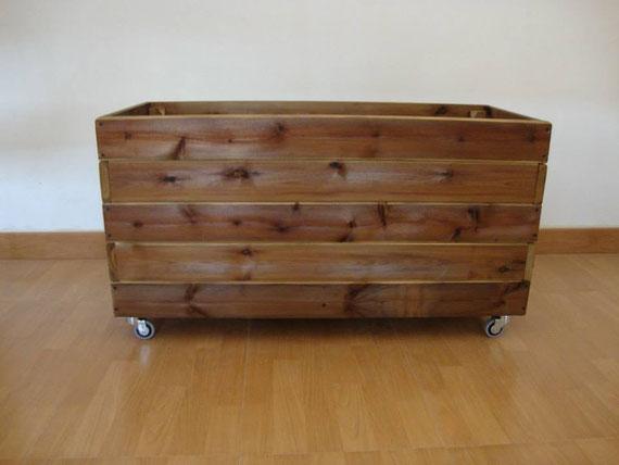 Jardineras de madera baratas precios caseras y a medida - Jardineras de madera caseras ...