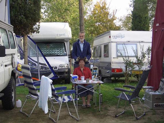 Dieter und Elke