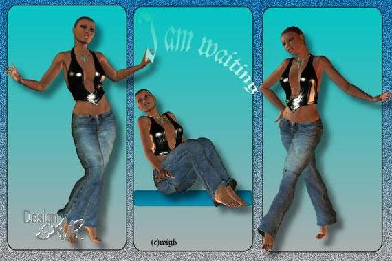 Collage 15 mit vorgegebenen Tuben von (c) wingh