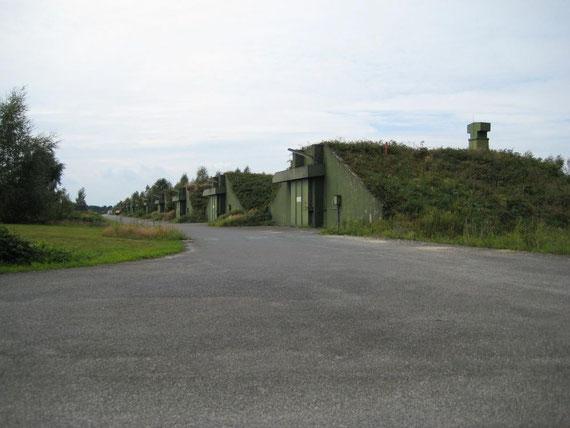 Munitions-Bunker